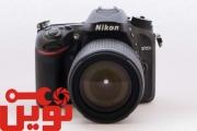 معرفی دوربین نیکون D7200